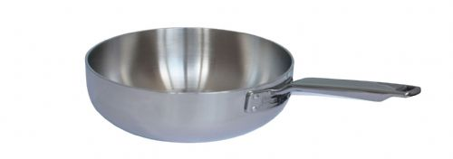 Samuel Groves 6mm 500 Series Aluminium Omelette Pan